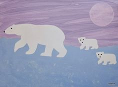 Tippytoe Crafts: Polar Animals