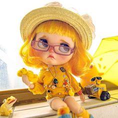 Ծ‸Ծ #Blythe #Blythedoll #customBlythe #noisedoll #Blythecustom #doll