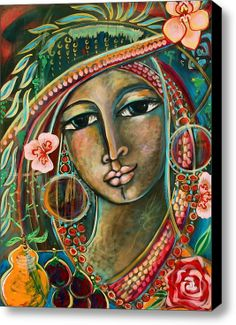 Shiloh Sophia McCloud Gallery | ... Child Stretched Canvas Print / Canvas Art By Shiloh Sophia Mccloud