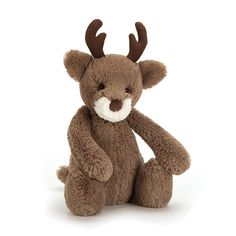 Baby and Kids Gifts | Bashful Reindeer by Jellycat