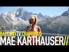 MAE KARTHAUSER · boasts a collection of vibrant and shadowy circus-esque songs · Videos · BalconyTV