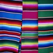 How to Make a Serape. A serape is a brightly colored, fringed poncho or shawl worn in the Mexican culture. You can make a paper serape if you're looking for an easy costume accessory, or crochet one from wool yarn if you want a lasting item. Homemade Hammock, Diy Hammock, Hammock Chair, Hammocks, Hammock Ideas, Hammock Swing, Camping Needs, Patio Curtains, Outdoor Life