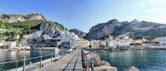 Amalfi, Italy, Port, Amalfi Coast, Summer, Sea, Coast