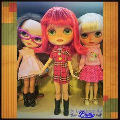 Calzadas por La Boutique de Blythe.  #blythe #doll #bigeyesdoll #instablythe #customblythe #customdoll  #blythedoll #cute  #dollcustom #handmade #boutiquedenancy #artdoll #takara #toy #blythedolls #dollstagram  #boutiquedenancy  #kawaii #dollshoes #boots #zapatosmuñeca #laboutiquedeblythe #fbn