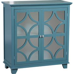 You'll love the Tess 2 Door Accent Cabinet at Wayfair Supply - Great Deals on all Furniture  products with Free Shipping on most stuff, even the big stuff.