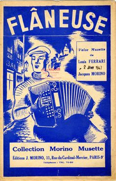 Flâneuse, 1947 (ill.: ?); ref. 10715