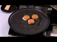 Mutton Shaami Kabab - Sanjeev Kapoor's Kitchen - YouTube
