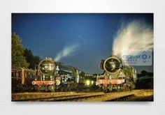 Tornado and Flying Scotsman Evening Light Wall Art Print. Available as canvas, metal and wooden block prints. Light Wall Art, Wall Lights, Next Wall Art, Wall Art Prints, Canvas Prints, Flying Scotsman, Lighted Canvas, Wall Art Pictures, Block Prints