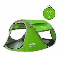 e991b2359 Offerta di oggi - ZOMAKE Tenda Istantanea da Campeggio Pop-Up per 2 persone