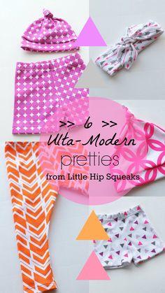6 Modern Finds from Little Hip Squeaks
