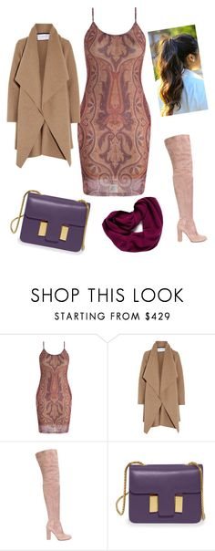 """""""Untitled #19"""" by marjoriejfp on Polyvore featuring Harris Wharf London, Gianvito Rossi, Halogen, women's clothing, women's fashion, women, female, woman, misses and juniors"""