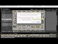 Learn: How to back up in Lightroom 4, from Kelby Training with Mat.   CHLvid64010 lr