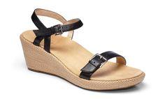 ff83628d6072 Vionic Enisa Women s Backstrap Orthotic Sandal