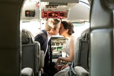 This travel wedding