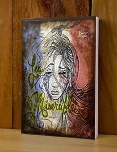 Les Miserables book cover by John Macrae!!