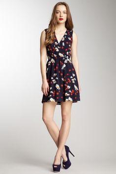 alice + olivia by Stacey Bendet Sullivan Gathered Short Dress on HauteLook