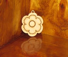 Flower pendant Wooden Cross Stitch blanks perforated plywood laser cut wood stitches for embroidery Wooden Gifts, Laser Cut Wood, Flower Pendant, Crochet Earrings, Cross Stitch, Plywood, Drop Earrings, Embroidery, Boho