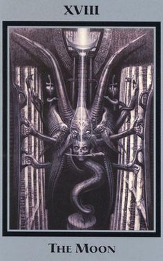 giger tarot of the underworld - Google Search