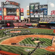 NY Mets - Opening Day 2013