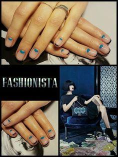 #fasionista #dark #blue #france #modern #nailstutorial #spring #2016 #happyhands #laimingostankos #didierlab #no1 #29