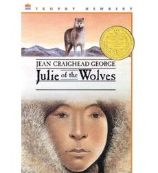 Julie of the Wolves - Jean Craighead George 4th Grade Books, Wolf Book, Chapter Books, Children's Literature, Used Books, Book Review, Wolves, Book Worms, Fiction