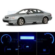 nice Pack of AUTO Heating & Air Conditioning Control Blue Bulb for 2001-2003 Acura CL - For Sale View more at http://shipperscentral.com/wp/product/pack-of-auto-heating-air-conditioning-control-blue-bulb-for-2001-2003-acura-cl-for-sale/