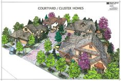 cluster homes - Google Search: