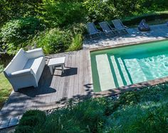 Magiline Pool Stairs
