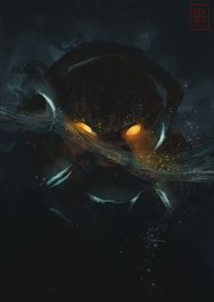 Gonna make that an actual painting if I develope actual painting skills in the near future. 20 - Nautilus belongs to Riot Games (League of Legends) Nautilus Sketch League Of Legends Boards, Champions League Of Legends, League Of Legends Characters, Lol League Of Legends, Nautilus, Fanart, Starcraft, Hellboy Movie, Overwatch