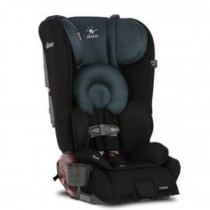 ❣️Diono Rainier is the ultimate in car seat. With its extended rear-facing capabilities, it can comfortably seat rear-facing children from 5 to 50 pounds and forward-facing children from 22 to 65 pounds in 5-point harness mode. Additionally it converts to a booster for children between 50 and 120 pounds or up to 144 cm in height.