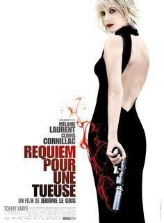Mélanie Laurent as contract killer
