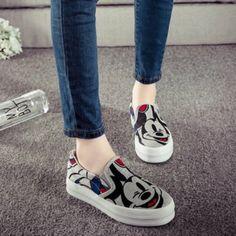 ขาย รองเท้าผ้าใบแบบสวม ลายมิกกี้เมาส์ ในราคา ฿690 ซื้อได้ที่ Shopee ตอนนี้เลย!http://shopee.co.th/chita/2837424  #ShopeeTH