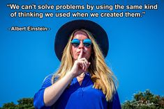 We can't solve problems by using the same kind of thinking we used when we created them. - Albert Einstein - Photo by RuurdJellema.com Albert Einstein Photo, Supply Chain Logistics, Problem Solving, Quotes, Quotations, Quote, Manager Quotes, Qoutes, A Quotes