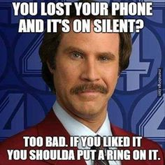 Good philosophy for phones and relationships