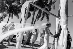Raffaele Ciuca Real Bride Rosy married in a stunning Pronovias wedding dress for her destination wedding in Port Douglas. www.raffaeleciuca.com.au . MELB . AUS