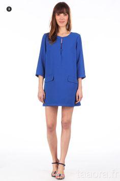 Robe minimaliste chic