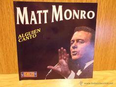MATT MONRO. ALGUIEN CANTÓ. CD & STARLITE - 1998. 12 TEMAS / CALIDAD LUJO / MUY RARO.