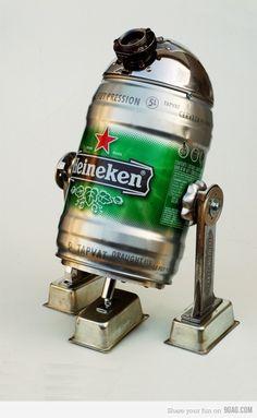 Heineken Robot