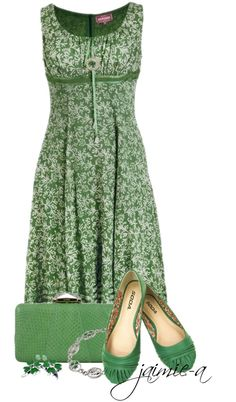 """Floral Print #Dress"" by jaimie-a ❤ liked on Polyvore"