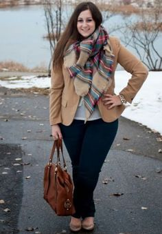 Fall/winter work attire