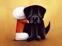 Lost Without You (Canvas) by Doug Hyde
