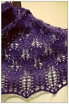 Free Pattern: Mauve by Thanh Pham