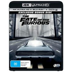 4K Ultra HD The Fate of the Furious