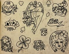 Traditional Style Tattoo, Traditional Tattoo Flash, Occult Tattoo, Vintage Flash, Pencil Shading, American Traditional, Tattoo Designs, Tattoo Ideas, Art Inspo