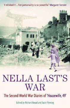 A take on the war from a very different perspective, brilliant, Nella Last was quite a women. top 10 possible.