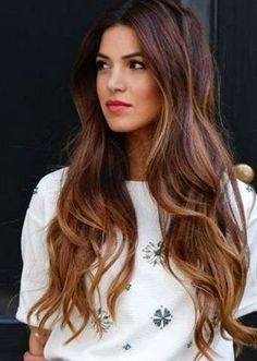 Mechas tiger eye: La nueva tendencia para morenas [FOTOS] - Tendencia para morenas: mechas tiger eye