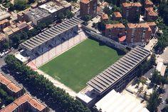 Estadio de Vallecas en Madrid, Madrid