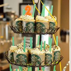 1000 Images About Starbucks Party On Pinterest