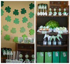 St Patrick's day ideas