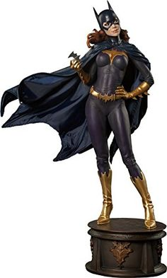 DC Comics Sideshow Premium Format Figure Barbara Gordon as Batgirl *** Details can be found by clicking on the image.